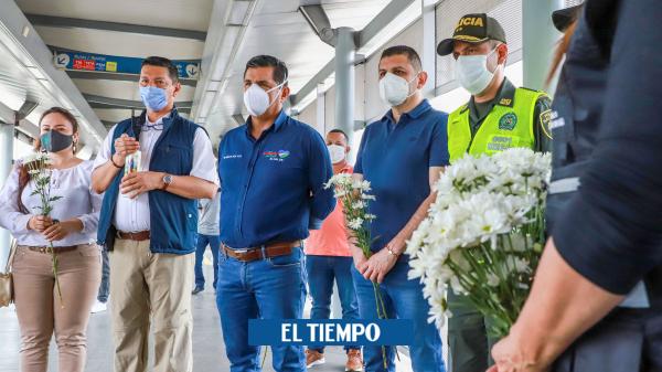 Cali: Mujer asesinada en estación del MIO estaba cumpliendo una cita - Cali - Colombia