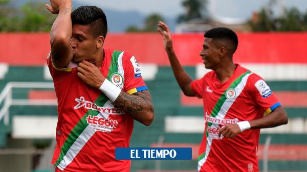 Clasificados a los cuadrangulares del torneo de ascenso colombiano - Fútbol Colombiano - Deportes