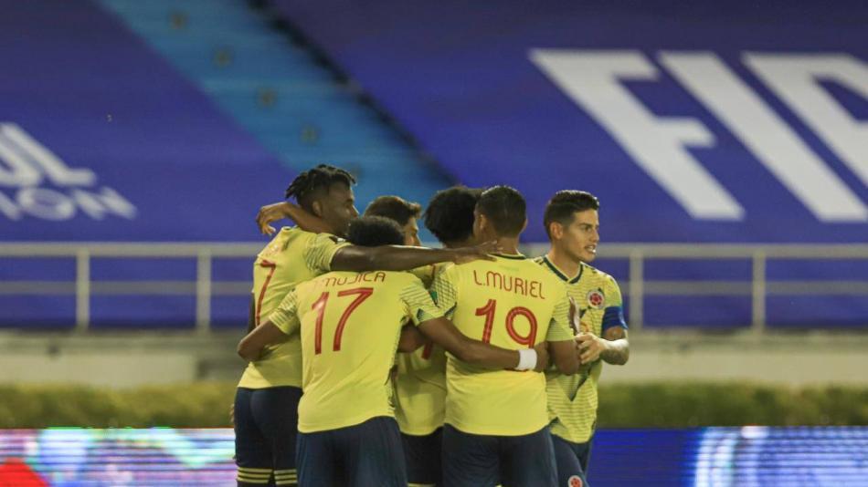 Colombia vs Uruguay: habla Duván Zapata del partido de la fecha 3 - Fútbol Internacional - Deportes