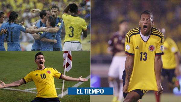 Colombia vs. Uruguay: partidos de Colombia en los que llovió en el Metropolitano de Barranquilla - Fútbol Colombiano - Deportes