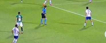 Con polémico arbitraje y penal errado, Cali cayó ante Vélez en la Copa Sudamericana