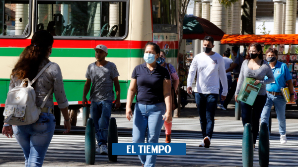 Coronavirus en Colombia: A Daniel Quintero le preocupa número de contagios de covid en Medellín - Medellín - Colombia
