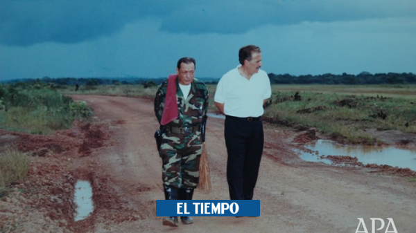 Crónica de una fotografía que cambió la historia de Colombia - Proceso de Paz - Política