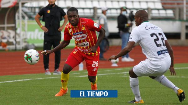 Deportivo Pereira se queda con los puntos del partido contra Once Caldas fallo definitivo - Fútbol Colombiano - Deportes