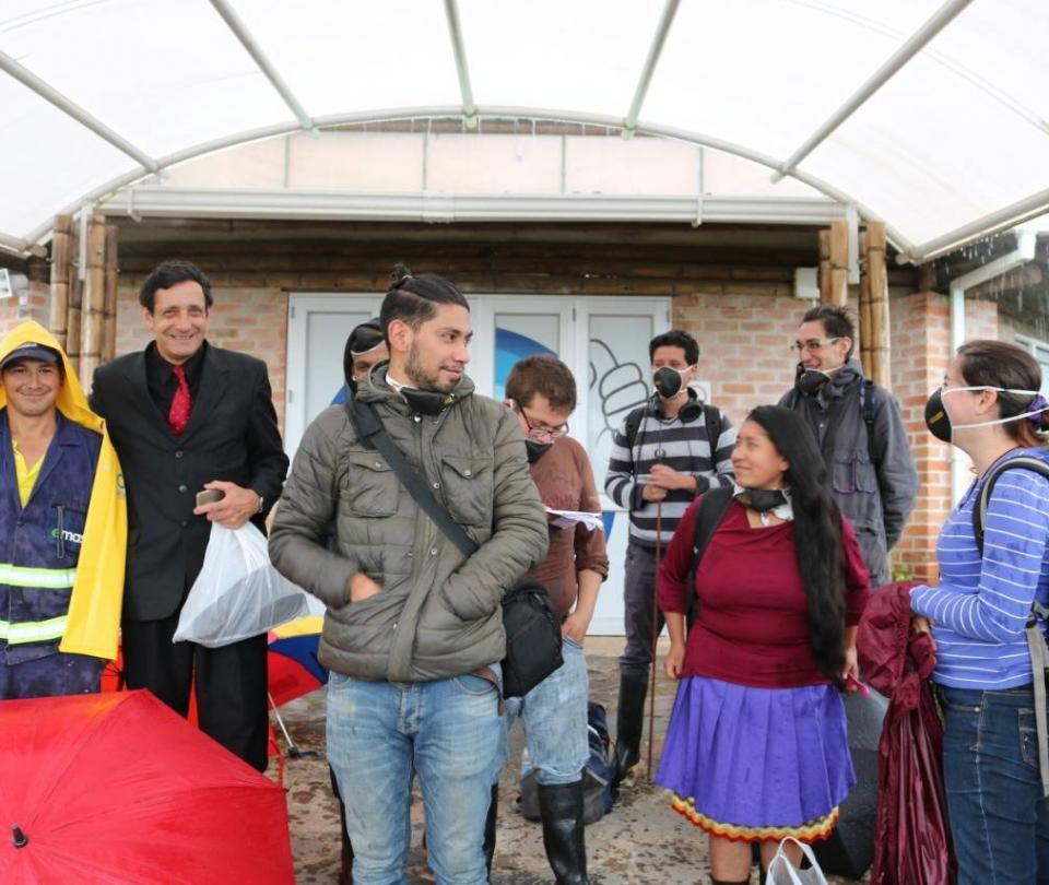 El talentoso director de cine pastuso que quiere pisar la alfombra roja de Hollywood - Cali - Colombia