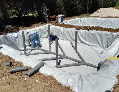 El uso de la tecnología Ecoflo® frente a los fangos activados y los humedales construidos