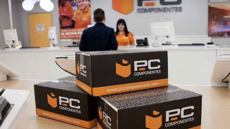 PcComponentes vaticina una alta demanda de compras online en el Black Friday.
