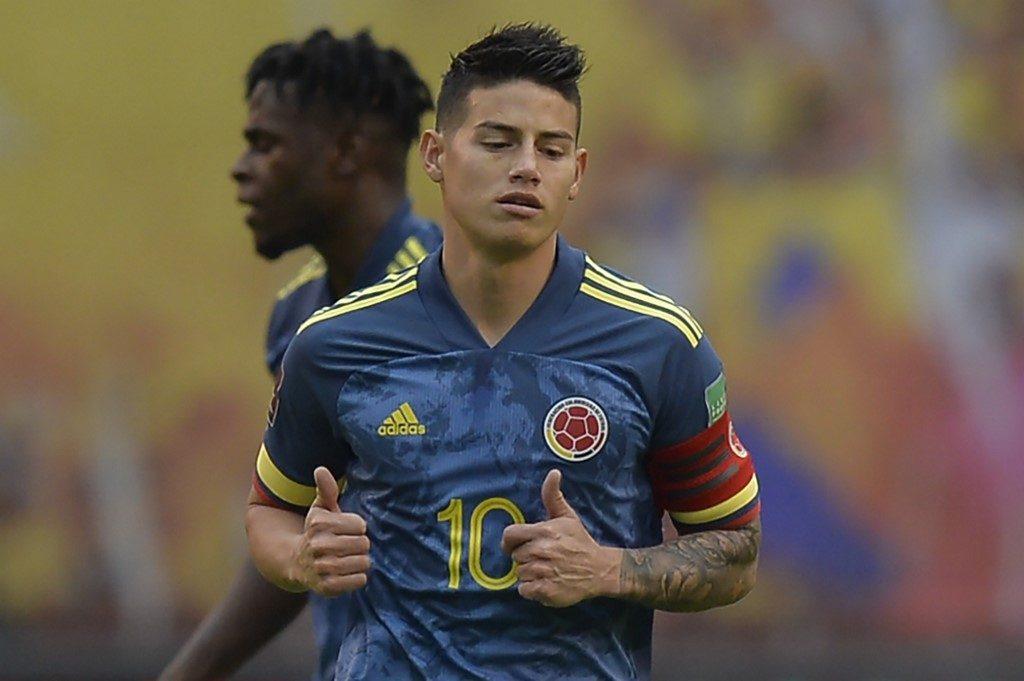 La Selección Colombia no perdía por 6 goles desde hace 43 años / AFP