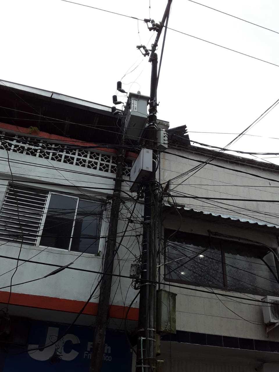 Celsia amplía y moderniza la red eléctrica del sector de Pueblo Nuevo en Buenaventura