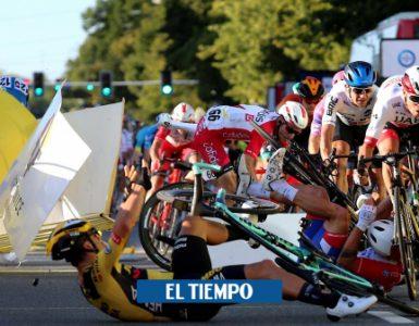 Fabio Jakobsen volvió a entrenamientos, tras accidente en la Vuelta a Polonia 2020 - Ciclismo - Deportes