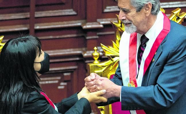 Francisco Sagasti, el tercer presidente del Perú en ocho días