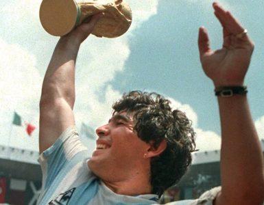 Gabriel Meluk opina sobre la muerte y la historia de Diego Maradona - Fútbol Internacional - Deportes