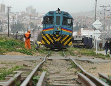 Gobierno aumentará en 156% la red férrea comercial | Infraestructura | Economía