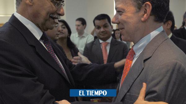 Horacio Serpa: discurso de Juan Manuel Santos sobre el político liberal - Congreso - Política