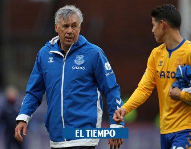 James Rodríguez: Carlo Ancelotti se refirió sobre la actuación del jugador - Fútbol Internacional - Deportes