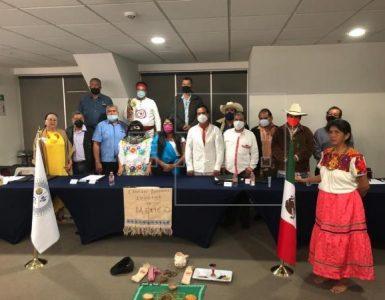 La GNI cambia de nombre a Gobierno Nacional Indígena de México