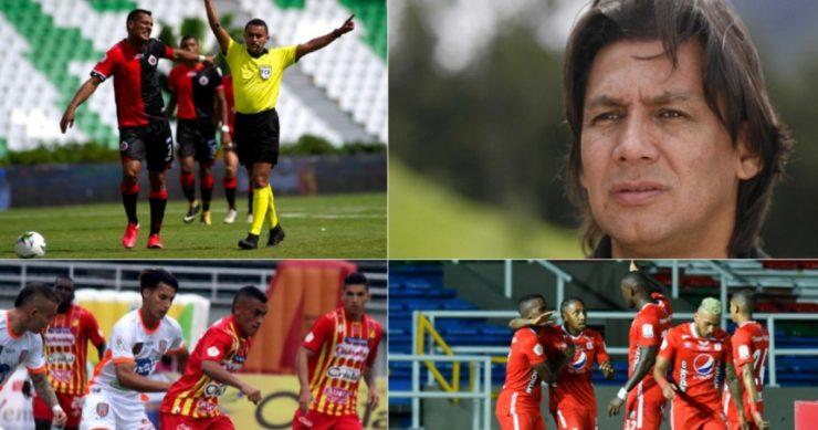 La Liga del fútbol colombiano y el año de los osos dirigenciales y organizativos