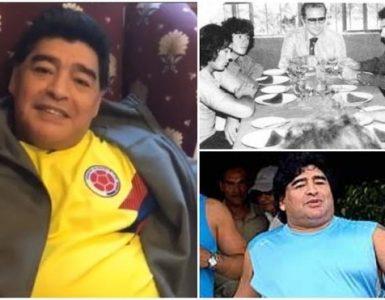"""Las historias que dejó Maradona con Colombia: """"Arriba Argentina, Colombia abajo"""" [VIDEO]"""