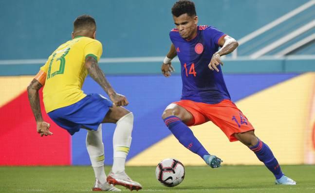 Luis Díaz, ¿la gran carta de ataque de la Selección?