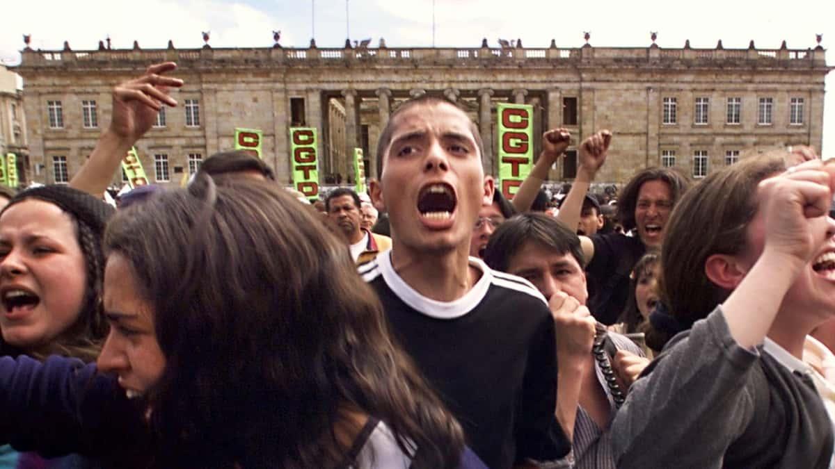 Ciudades de concentración de la jornada de protestas contra el gobierno Duque
