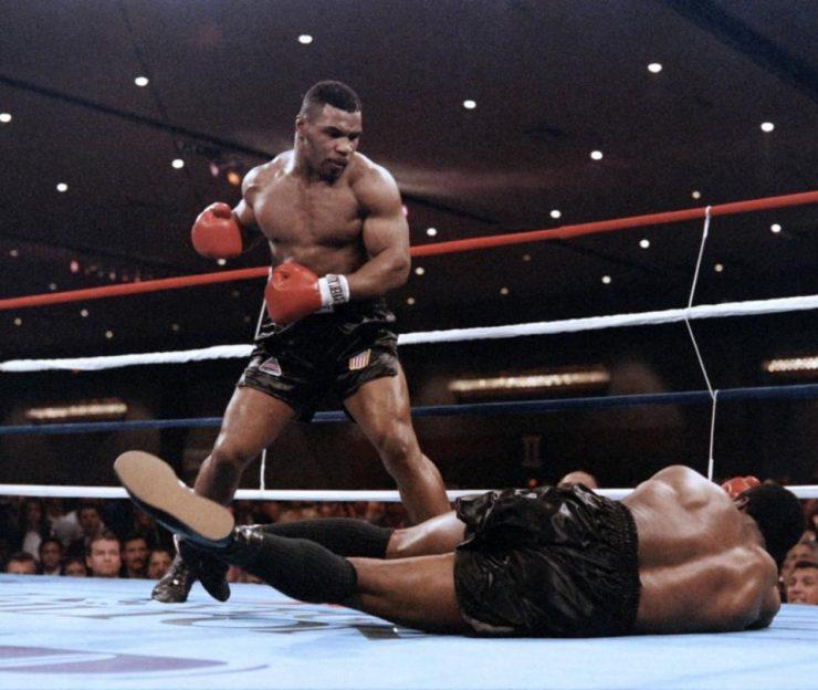 Mike Tyson vs Roy Jones Jr: vida del polémico campeón de los pesos pesados - Otros Deportes - Deportes