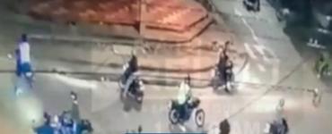Muere joven durante balacera en presunta riña de hinchas - Cali - Colombia