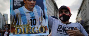 Murió Diego Maradona: todas las reacciones a la muerte del 10 - Fútbol Internacional - Deportes