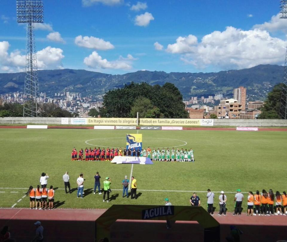 Nacional vs Medellin previa del partido clasico paisa Liga Femenina 2020   Futbol Colombiano   Fútbol Femenino