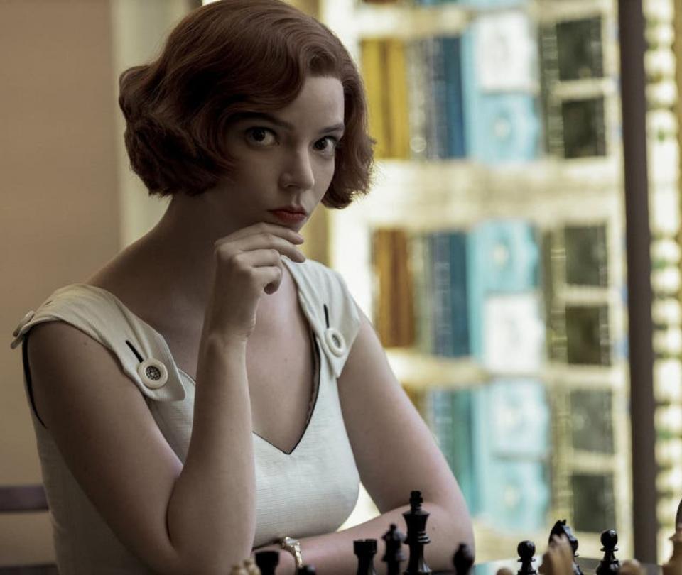 Netflix hoy: Gambito de Dama la serie y la mirada del ajedrez - Otros Deportes - Deportes