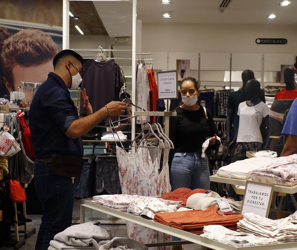 Octubre cerró con positivos resultados en el consumo | Economía