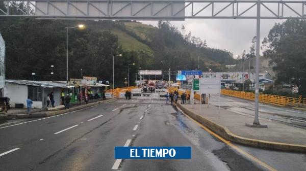 Opiniones divididas por reapertura de puente internacional - Cali - Colombia