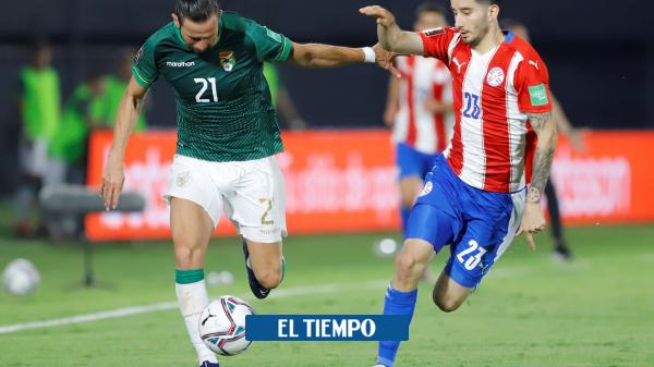 Paraguay vs Bolivia: crónica y estadísticas Fecha 4 eliminatoria sudamericana - Fútbol Internacional - Deportes