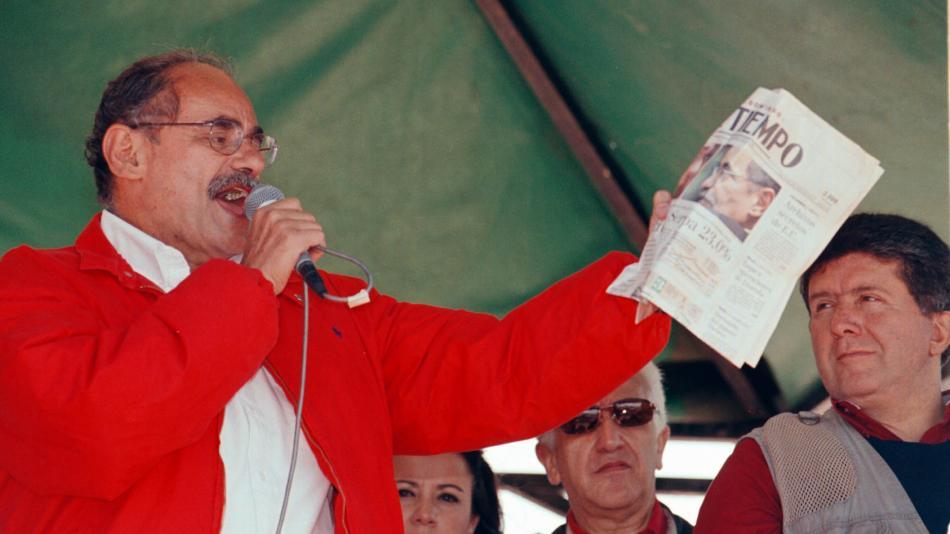 Perfil de Horacio Serpa, liberal que murió el 31 de octubre de 2020 - Partidos Políticos - Política