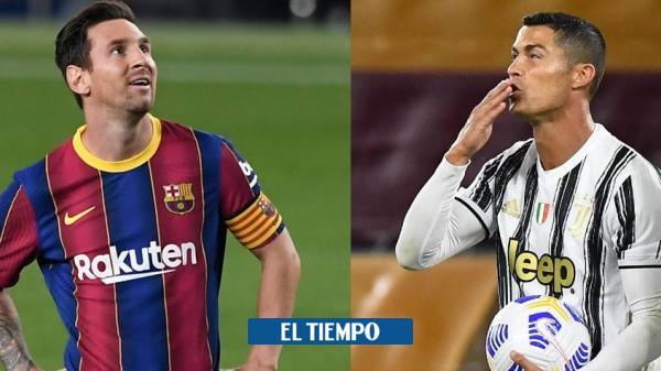 Premio The Best Fifa: Messi, Cristiano Ronaldo, Neymar y los nominados - Fútbol Internacional - Deportes