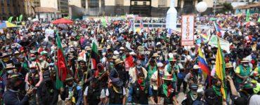 Protestas: Durante el gobierno Duque se duplicó la protesta social - Congreso - Política