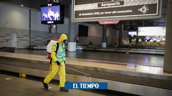 Pruebas PCR para pasajeros que llegan a Colombia: debate y nueva evidencia - Salud