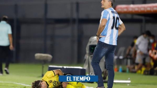 Renato Gaúcho, técnico de Gremio, lució la camiseta de Diego Maradona - Fútbol Internacional - Deportes