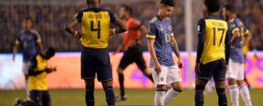 Selección Colombia: Javier Hernández se ratifica en la versión de pelea de James en el camerino - Fútbol Internacional - Deportes