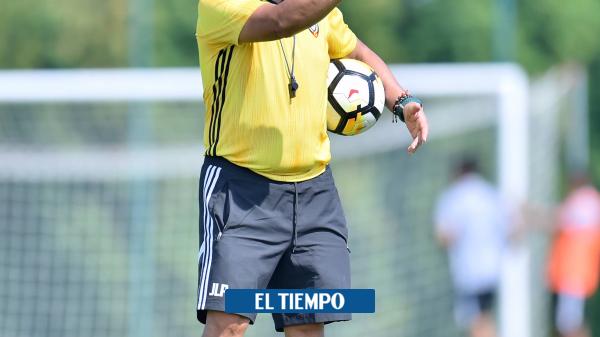 Selección Colombia: Jorge Luis Pinto renunció a la Emiratos Árabes - Fútbol Internacional - Deportes