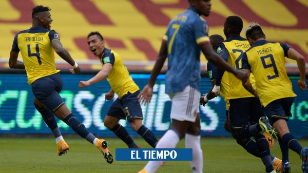 Selección Colombia: cuándo fue la última vez que recibió dos goleadas seguidas - Fútbol Internacional - Deportes