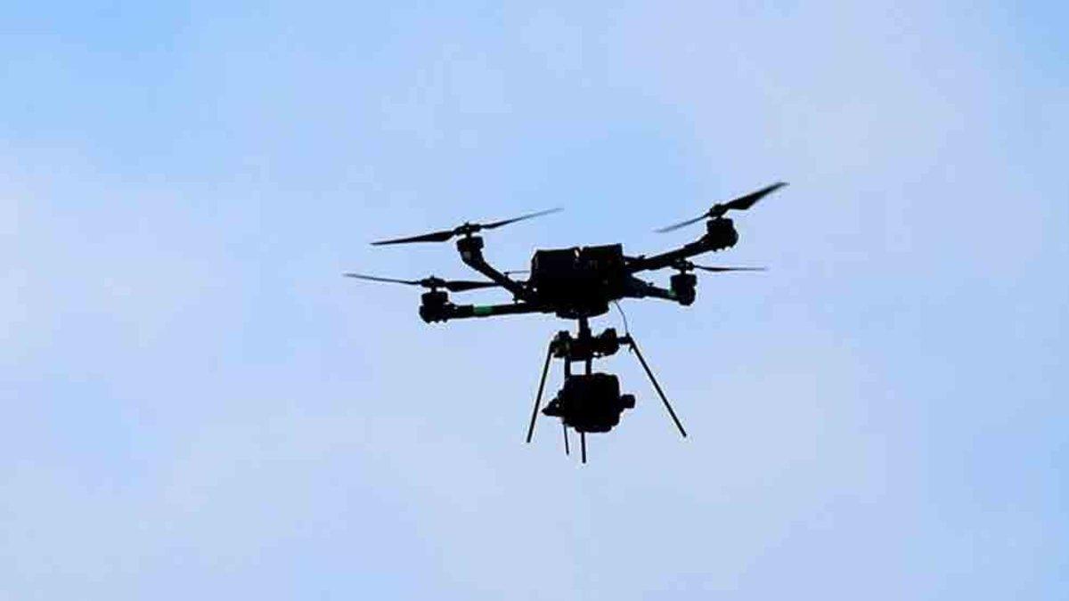 Tecnología de drones de última generación para la retransmisión de partidos de LaLiga