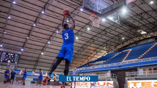 Titanes y Team Cali, triunfos en semifinales de la Liga de Baloncesto - Otros Deportes - Deportes