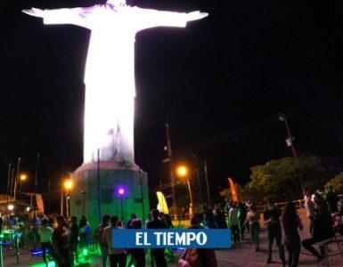 Toque de DJs, organizado por Alcaldía de Cali, fue confundido con fiesta electrónica - Cali - Colombia