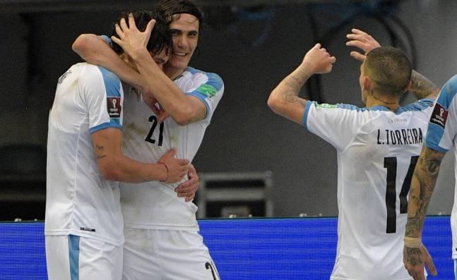 Uruguay y Brasil prometen jugar un partidazo en Montevideo pese a ausencias de Neymar y Suárez