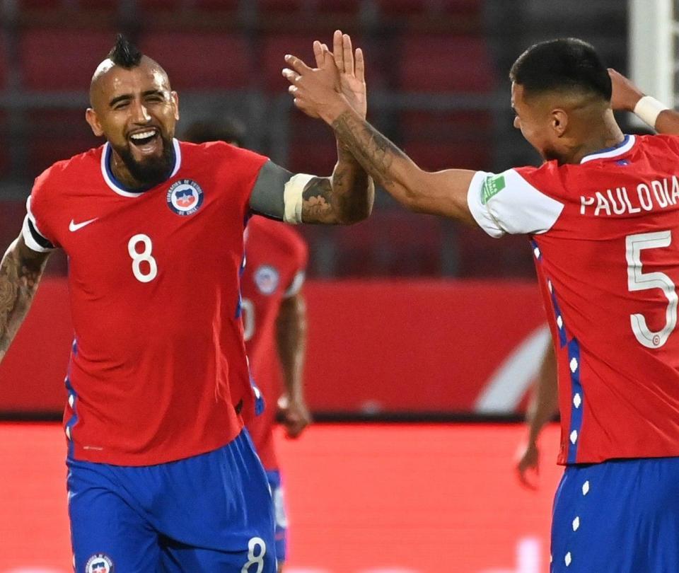 Venezuela vs Chile: Hora y canal para ver el partido EN VIVO - Fútbol Internacional - Deportes