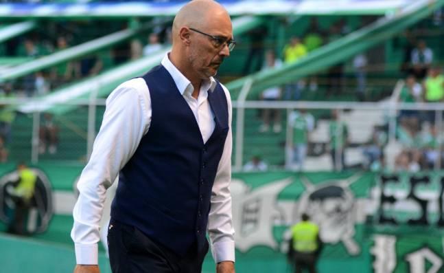 ¡A levantar cabeza! Las reflexiones de Alfredo Arias, DT del Deportivo Cali, después de un duro 2020