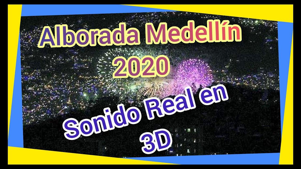 ALBORADA 1ro de Diciembre 2020 MEDELLIN - ASMR | Noticias de Buenaventura, Colombia y el Mundo