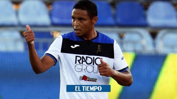 Atalanta: Habla el técnico sobre las capacidades de Luis Fernando Muriel - Fútbol Internacional - Deportes
