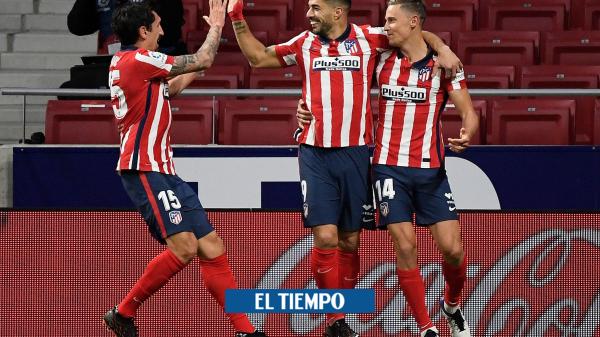 Atlético de Madrid venció 1-0 al Getafe y es líder en España - Fútbol Internacional - Deportes