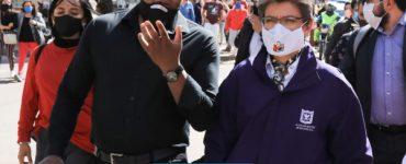 Bogotá vive el segundo pico de la pandemia por covid 19 - Bogotá